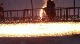 金属磨料生产线